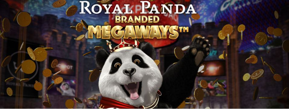 Royal Panda Branded Megaways