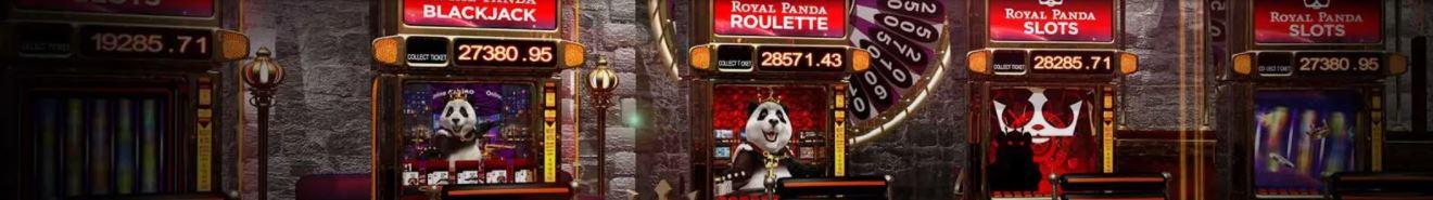 Royal Panda games