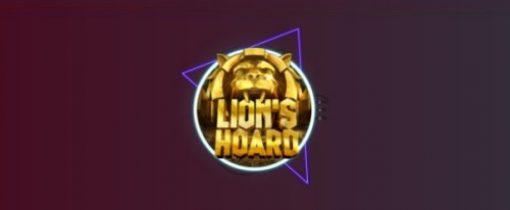 Red Tiger社の『Lion's Hoard 』先行リリース!